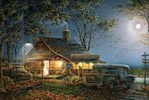 Terry Redlin Jigsaw Puzzles / Jigsaw Puzzles by Terry Redlin