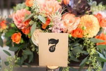 Table Numbers / by Pauleenanne Design