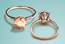 Engagement Rings / by Pauleenanne Design