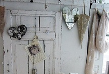 lovin me some shabby / Shabby Chic/French cotttage style / by Susan LaVenture Austin