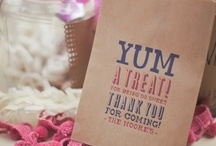 Wedding Packaging / by Pauleenanne Design