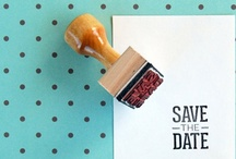 Save The Date / by Pauleenanne Design
