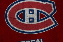 Les Canadiens, mon équipe de hockey depuis toujours! / by Susan LaVenture Austin