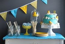 Rubber Ducky Baby Shower / by Pauleenanne Design