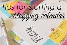 W O R K :: Blogging / Blogging tips and advice
