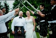 Ireland Inspired Wedding