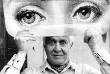 Designers: Piero Fornasetti