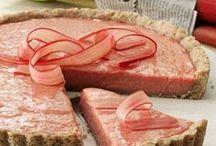 I Love Rhubarb / Recipes with rhubarb