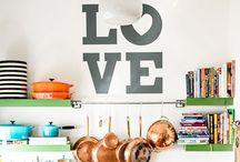 Kitchens I love. / kitchen