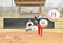 Baseball Engagement / by Pauleenanne Design
