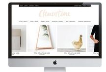 WEB DESIGN / #webdesign  / by STYLE REFORMATION