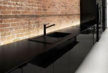 SPACE COOKING / Kitchen design