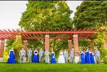 Garden Inspired Summer Wedding / All photography by Korver Photography   http://www.korverphotography.com/blog/2015/5/double-tree-wedding