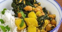 Curry in Love / Curry Rezepte