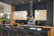 Kitchen Design / Great Kitchen ideas