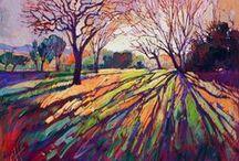 Landscape Paintings in Oil