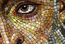 Mosaics & Mixed Media
