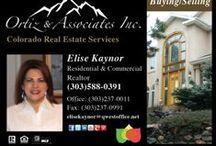Elise Kaynor / Experienced Colorado Realtor