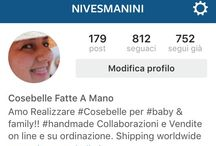 Instagram / I miei contatti Instagram