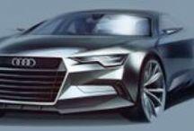 Sketches / FCD94 - amateur designer 20 years old Car design - transportation design sketches