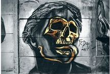 ART / Graffiti + cars