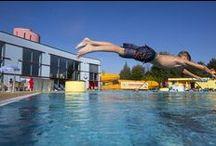 H2O für Kinderherzen / Die H2O-Hotel-Erlebnistherme für Kinder und Familien in der 2-Thermenregion BadWaltersdorf.