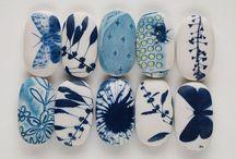 DIY - Rocky Art / Pebbles, crystals, etc...