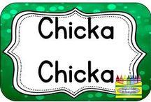 Chicka Chicka Boom Boom Fun