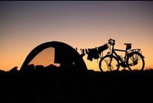 Bike travel / Travelling with bicycles