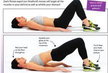 Health - Ejercicio / Exercices