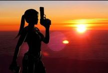 """Tomb Raider / """"The extraordinary is in what we do, not who we are."""""""