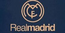 """Real Madrid / """"White until the death."""""""