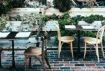 RESTAURANT // CAFFEE // BAR DESIGN