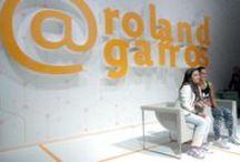 RG LAB 2015 // Roland Garros // by My Check Experience / Stand Dédicace photo connecté sur le Social Loft FFT du RG LAB (Roland Garros 2015) #FFT #RGLAB15 #RolandGarros #RFID #NFC #EVENT