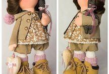 DIY - Dolls / Sort of dolls