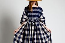 Check / Check this out, gal - all things checkered, gingham, plaid
