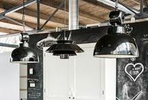 INSPIRATION: Industrial -ideas / Tehdasmaiset yksityiskohdat ja muista industrial -henkisiä ideoita Villa Kotirantaa varten. / Industrial details and ideas for Villa Kotiranta.