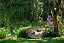 Sommer für Sommerfrischler / ...die auf saftiges Grün und Vogelgezwitscher stehen.