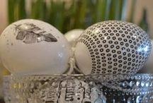 KOTI / HOME: Pääsiäinen ja kevät / Easter and spring / Kodin koristelua pääsiäiseen ja kevääseen! / Decorating home for Easter and spring!