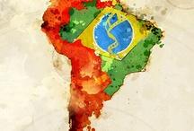 B r a Z i l . M e u B r a S i l  / Brazil, Brasil / by j O s i e. O
