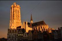 Visit Mechelen & climb the St Rumbolds' Tower!