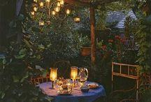 Bloemen, tuinen, decoratie