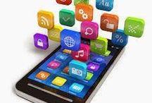 Una Applicazione da scaricare sul tuo  telefonino ...sia Apple che Android