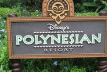 Polynesian Resort / Disney's Polynesian Resort, Walt Disney World