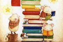 Animación a la lectura / by Elisabet Rivas