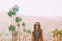 Coachella festival / All the coachella looks