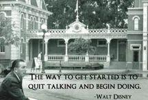 Walt Disney / Walt Disney, the man!