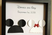 Getting married Disney style! / Getting married in Disney? Or dreaming? Either way....This is the board for you.