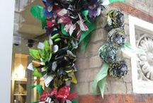 Chelsea Fringe 2014 / CAA will be celebrating the Chelsea Fringe with a contemporary take on the Victorian English garden. A small floral display in Southwark Street will flank our entrance and not just welcome visitors to the gallery but bring life, flowers, foliage and a riot of colour to this very urban streetscape.  Inside, we have given priority to works which have a floral or natural theme.