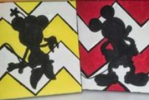 Everything Mickey Mouse! / Just what the title says, everything about one of our favorite characters, Mickey! M-I-C-K-E-Y-M-O-U-S-E! Home Decor, Clothing, Kids Crafts and more! If you would like to pin to this board please follow all of our boards and send your Pinterest username to amanda@alittlepixiedusttravel.com. Thanks!